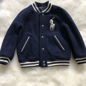 Polo kids jacket